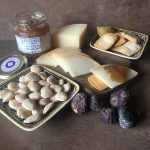 marcona almonds, figs, cheese