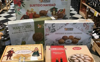 Spanish Holiday Sweets are Here, Marques de Murrieta Rioja Sale & Portuguese white