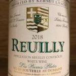 Reuilly Pierres Plates Sauvignon Blanc