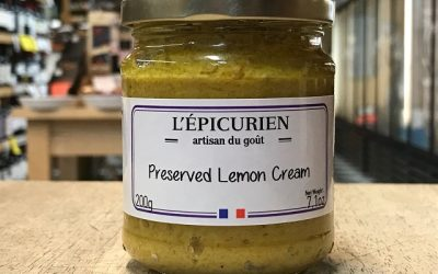 Preserved lemon cream, New Arrivals, Wines You Should Try