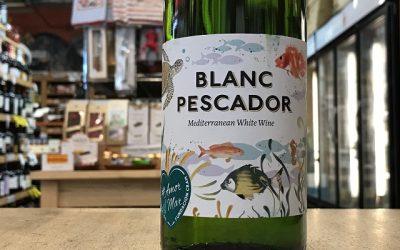 Blanc Pescador Returns, Matiz Boquerones, Scorpion Bitters