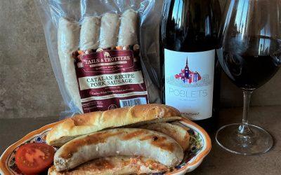 14 Juillet, New Meats! Butifarra, Guanciale, Jambon de Bayonne