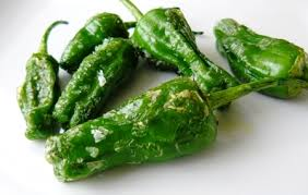 Padron peppers, New EVOO & Stellar, limited roses arrive