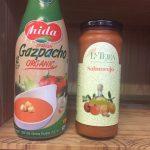 Gazpacho & Salmorejo