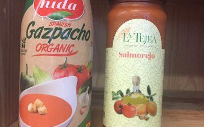 Gazpacho, Tinto de Verano, Jams & Cool Wines